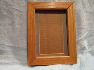 "Heavy Pine Wood 3"" x 5"" Frame, New"