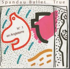 "Spandau Ballet True 45T 7"" france french pressing 105 380"