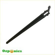 HYDROPONICS 20x 4MM WATERING STAKE Irrigation Watering System Feed Top Drip Tube