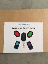 Vodeson Wireless Key Finder Rf Item Locator Item Tracker with 4 Receivers
