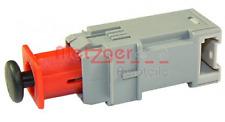 METZGER Schalter, Kupplungsbetätigung (GRA) 0911095 FIAT: 71746722|OPEL: