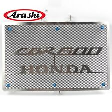 Stainless Radiator Grille Guard Cover Protector For Honda CBR600RR 2003-2006