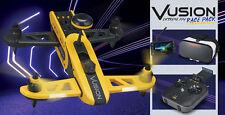 RISE VUSION 250 FPV Racing Quad Drone RTF 200MW TRANSMITTER MONITOR RISE0200