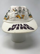 Vintage Anaheim Mighty Ducks NHL WILD WING Snapback Hat