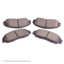 05-12 Honda Accord Acura CL RL TL TLX Disc Brake Pad Front Beck/Arnley 082-1574