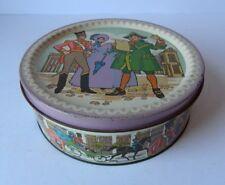Vintage Mackintosh Quality Street Tin Town Crier