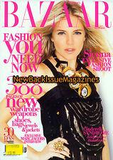 Australian Bazaar 9/09,Sienna Miller,September 2009,NEW