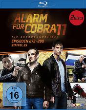 2 Blu-rays * ALARM FÜR COBRA 11 - STAFFEL 35 # NEU OVP §