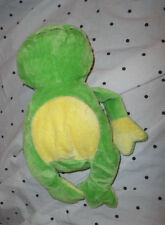 "Ty Pluffies 13"" Frog Toad Plush Soft Toy Stuffed Animal"