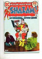 Shazam #6 Higher Grade VF- 7.5 DC 1973! INFINITY PHOTO COVER and C.C. Beck Art!