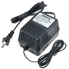 AC-AC Adapter Charger For Vestax HandyTrax USB Portable Turntable Power Supply