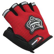 Children Kids Bike Gloves Half Finger Breathable Anti-slip For Sports Cycling