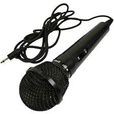 DYNAMIC MICROPHONE SINGING KARAOKE DJ MIC PUB HOME FUN ENTERTAINER PARTY NEW