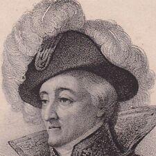 Jeannot de Moncey Maréchal  Empire Duc de Conegliano Doubs