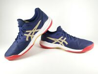 ASICS Mens Gel-Game 7 Peacoat/Peacoat Tennis Shoes Size 9 (1397832)