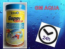 Tetra Guppy  Colour Food For All Guppies 75g/250ml