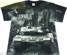= t-shirt tank LEOPARD II / ALLPRINT - koszulka L size - // FULLPRINT