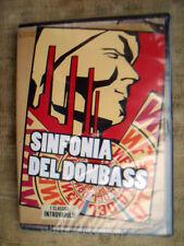 Sinfonia del Donbass regia di Dziga Vertov -   DVD NUOVO SIGILLATO