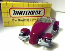 1995 Matchbox Plymouth Prowler, Very Cool, Concept Car MB34 MIB