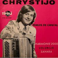++CHRYSTIJO perles de cristal/harmonie 2000/volubilis/sahara EP TIVOLI RARE EX++