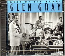 GLEN GRAY - BEST OF BIG BANDS - CD NEW SEALED RARE