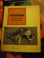 J Le Gall ALESIA Archeologie et Histoire (Gaule Gaulois