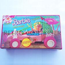 VINTAGE BARBIE MATTEL - Dune Buggy Strandbuggy Car - Auto Tropical 1986 MOC NEW