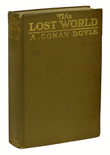 The Lost World ~ ARTHUR CONAN DOYLE ~ First American Edition ~ 1st Printing 1912