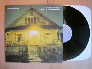 WALL OF VOODOO GRANMA'S HOUSE  LP