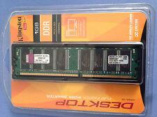 KVR266/1GR 1GB PC2100 DDR 266MHz Non-ECC Desktop DIMM Memory KVR266X64C25/1G NEW