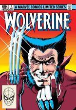 "Marvel Comics Wolverine Comic Book #1 Decor 2.5"" X 3.5"" Fridge Magnet #7"