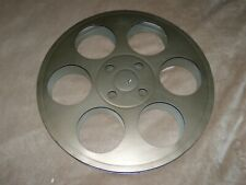 """HUGE Vintage 35mm Movie Projector 18"""" Film Reel"""