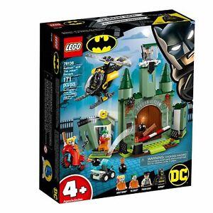 Lego 76138 DC Comics Super Heroes Batman and The Joker Escape Arkham Asylum