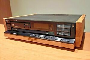 Wooden case for Philips CD 960 without a finish KIT