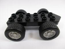 LEGO DUPLO Black Car Base 54007c03 Set 6157 10550 4975 5645 5634 5603 6169 6156