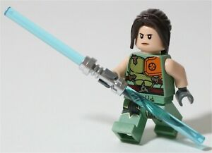 LEGO STAR WARS JEDI SATELE SHAN MINIFIGURE OLD REPUBLIC MADE OF GENUINE LEGO