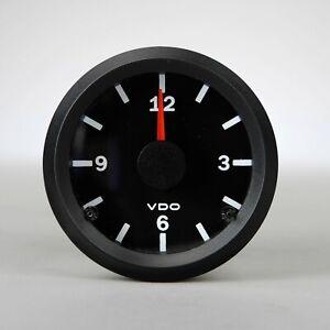 1956-1979 Volkswagen Bus Ghia Beetle Type 3 VDO Clock Guage - 2 1/16 Inch 319911