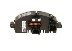 Blower Regulator for Climate Control Blower BEHR HELLA SERVICE for Mercedes-Benz