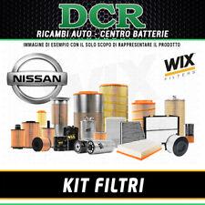 KIT FILTRI TAGLIANDO NISSAN X-TRIAL 1.6 DCI 4X4 96KW 130CV DAL 04/2014 WIX