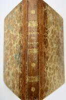 LA BRUYERE Les caractères de la Bruyère 1832