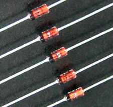 5 x Germanium Diodes 1n34a [3,5mm] radio galena crystal germanium signal diodes