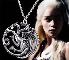 Colgante Juego de Tronos Casa Targaryen 3 x 3 cm