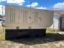 Generac 350 Kw Diesel Generator Sets With953 Hours 500 Gallon Tank