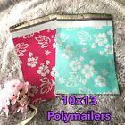 30 Designer Printed Poly Mailers 10X13 Shipping Envelopes Bags HAWAIIAN