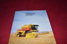 New Holland TR86 TR96 Combine Dealer's Brochure YABE