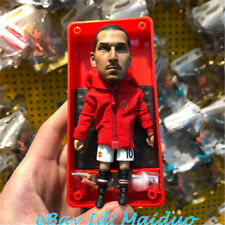 Zlatan Ibrahimović Action Figure Red Devils Statue Football Souvenirs 5''H