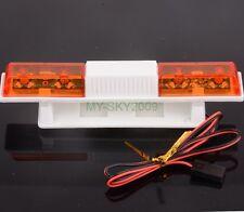 5V Police Night Flash Bright LED Lights Orange For 1:10 RC Car Truck LED502C