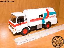 """BERLIET 770K 770-K """"ELF-ANTAR"""" 1:43 FRANCE TRUCK 1977"""