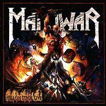 Hell on Stage-Live von Manowar   CD   Zustand gut