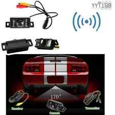 Car Wireless Reverse Rear View System Night Vision Backup Camera For Car parking